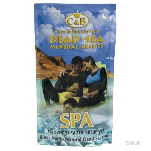 Натуральная черная грязь Мертвого моря
