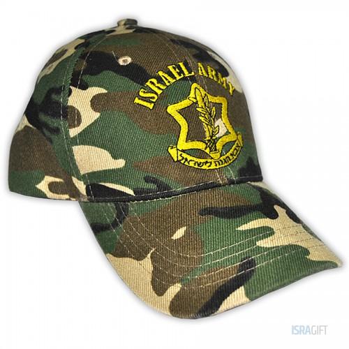 Бейсболка Армия Израиля